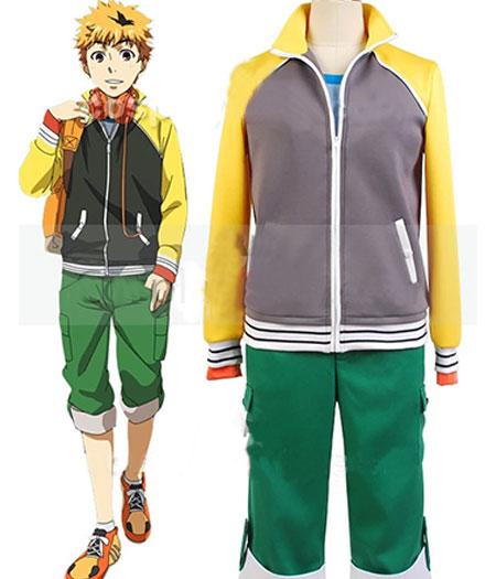 Tokyo Ghoul : Hideyoshi Nagachika Veste Et Pantalon Costume Cosplay Acheter