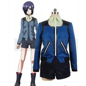 Tokyo Ghoul : Haute Qualité Touka Kirishima Veste Costume Cosplay Acheter