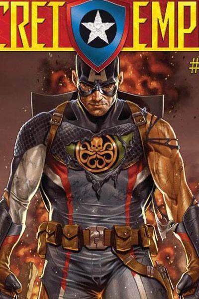 Captain America Cosplay Costume Photos