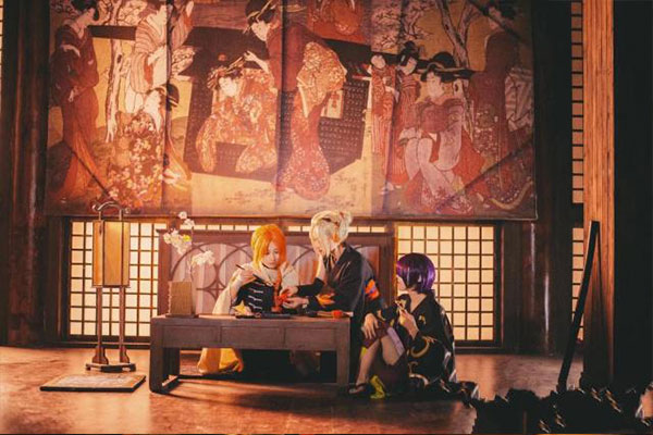 France Full Set Gintama Album Photos Cos