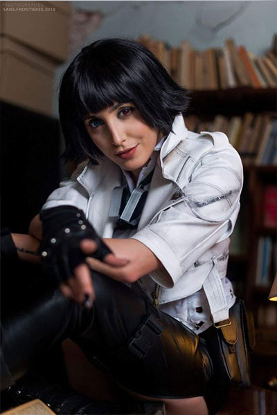 Full Set Devil May Cry Photos